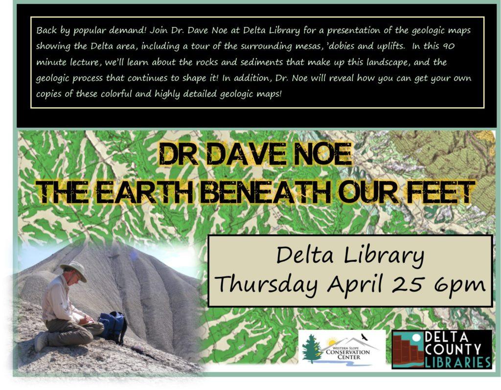 Dr Noe delta scroll – 19apr