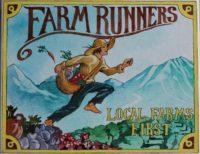 FullColor Farm Runners Logo MF